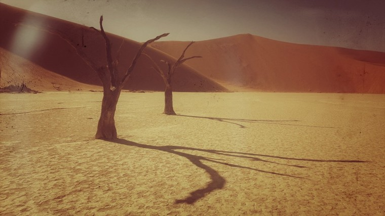 Deadvlei before